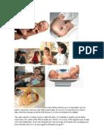 La Especialista Sostiene Que Es Importante Que Los Padres Conozcan y Utilicen Estas Tablas Para Seguir de Cerca El Crecimiento de Su Niño o Niña