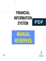 Manual Reserve