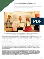24/Abril/2017 Lanza Infonavit Nuevo Esquema de Crédito Para Los Trabajadores