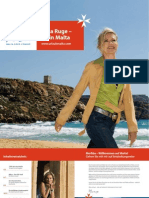 Nina Ruge - My Malta Brochure