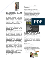 Folleto Exposicion Microfinanzas Tutoria 1