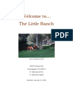 The Official Guide to The Little Ranch - Yosemite