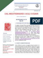 Notiziario n. 76, 2017