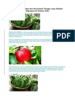 8 Makanan Sehat dan Bernutrisi Tinggi yang Mudah Dijumpai di Sekitar Kita.docx