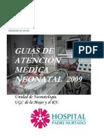 Guias de Atención Neonatal 2009 HPH