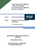 1 Situacion Del Sector Eléctrico