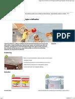 Como Impermeabilizar Lajes e Telhados - Weber