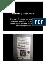 Retrato y Fisonomía PDF