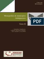 Municipios Hidalguenses II