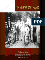 El Jazz de Nueva Orleans Manuel Recio HISTORIA