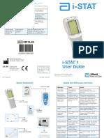 I-STAT User Guide