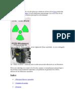 La Protección Radiológica Es La Disciplina Que Estudia Los Efectos de Las Dosis Producidas Por Las Radiaciones Ionizantes y Los Procedimientos Para Proteger a Los Seres Vivos de Sus Efectos Nocivos