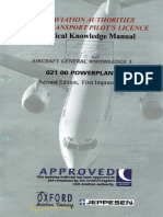JAA ATPL BOOK 04 - Oxford Aviation Jeppesen - Powerplant