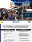 Riverfest Sponsorships Packet 2017
