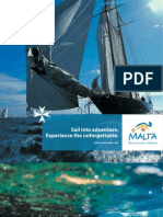 Malta Sports and Adventure Brochure in English