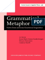 (Current Issues in Linguistic Theory 236) Anne-Marie Simon-Vandenbergen%2c Miriam Taverniers%2c Louise J. Ravelli (Eds.)-Grammatical Metaphor_ Views From Systemic Functional Linguistics-John Benjamins (20
