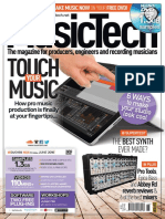 MusicTech June 2016