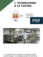Salud Ocupacional en La Cocina