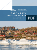 Baffin Bay-Davis Strait Region Overview Report