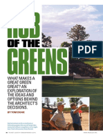What Makes a Great Green