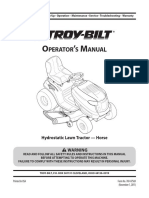 Manual de Podadora Troy-bilt 13wx79kt011