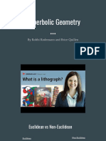 hyperbolic presentation