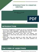 Salazar Adjectives