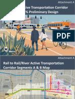 Rail to Rail Segment A 15% Preliminary Design