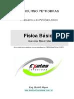 Amostra Petrobras Engenheiro Petroleo Fisica Basica Cinematica Dinamica