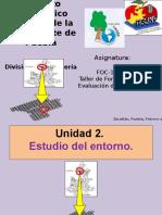 Unidad 2. Estudio Del Entorno
