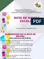 RutadeMejoraEscolar.pptx