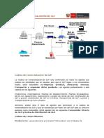 Cadena de Comercializacion de GLP