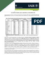 (17-04) Precios Inmobiliarios - Febrero 2017 - Fundación UADE