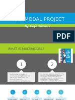 Studio VII Multimodal Presentations