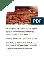 Como montar uma fábrica de tijolos.docx