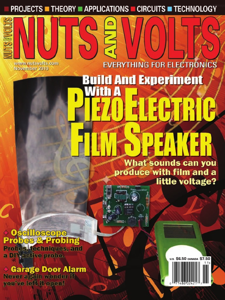 Nuts And Volts 2010 11pdf Pic Microcontroller Manufactured Goods Circuit Idea Simple Opamp Summer Design Wikis The Full Wiki