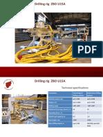 Drilling Rig ZBO U15A
