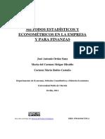 Metodos Estadisticos Teoria ESPAÑOL