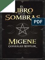 El Libro de Las Sombras (Editable)