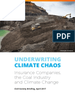 Coal Insurance Briefing Paper