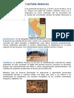 Culturas de Peru