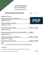 Patricola List. Italia Clarinetto 2014