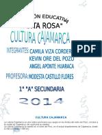 Cultura Cajamarca