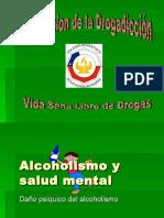 Alcoholismo y Salud Mental