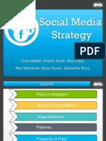 ari social media plan
