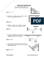 Ejercicios Para La Pc2 - Fisica