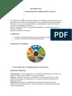 edafologia informe n°1
