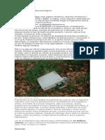 Contaminación de Objetos Tecnológicos