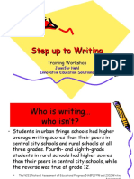 step up to writing k-2 pp 2010