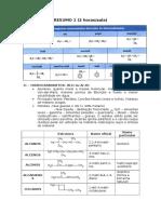 Química - Resumo (1)
